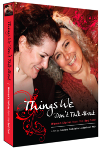 Red Tent Movie - Things We Don't Talk About